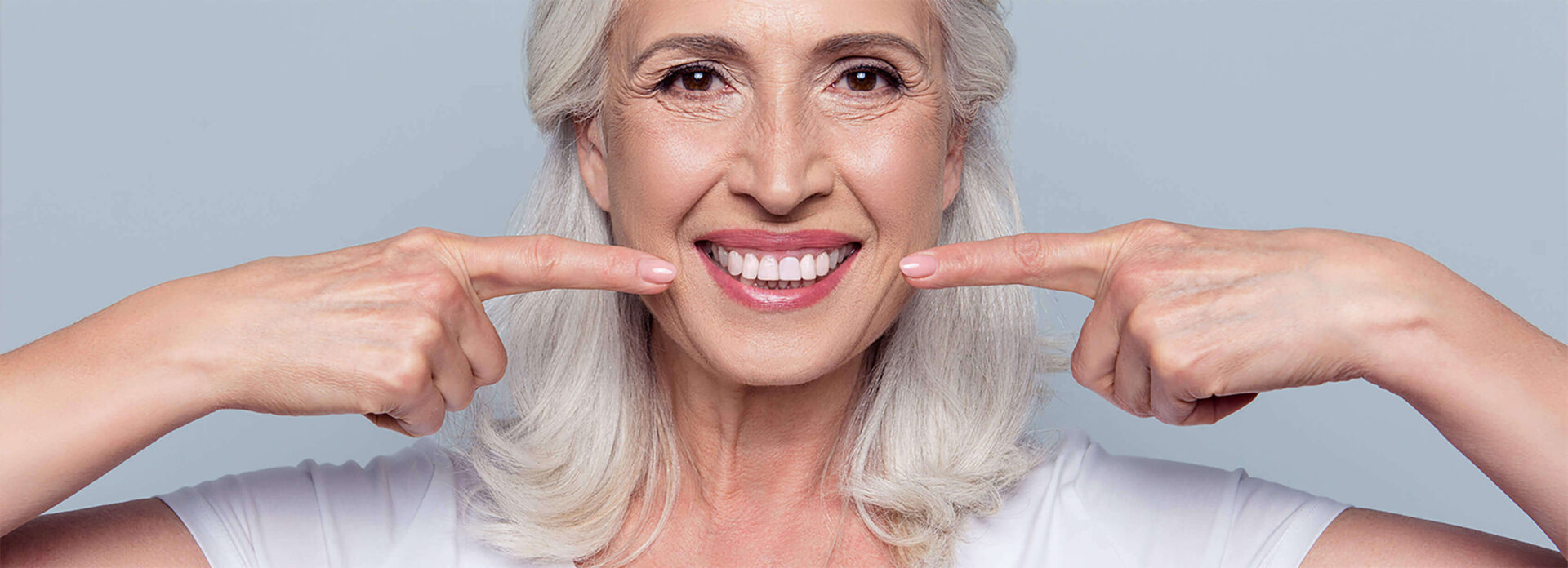 Dentures header hero image