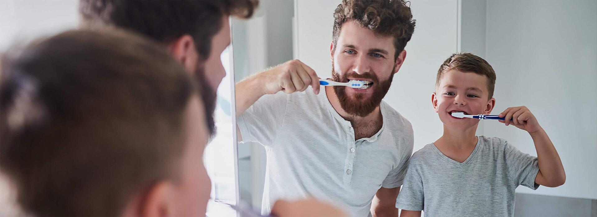 General Dental Hygiene hero image
