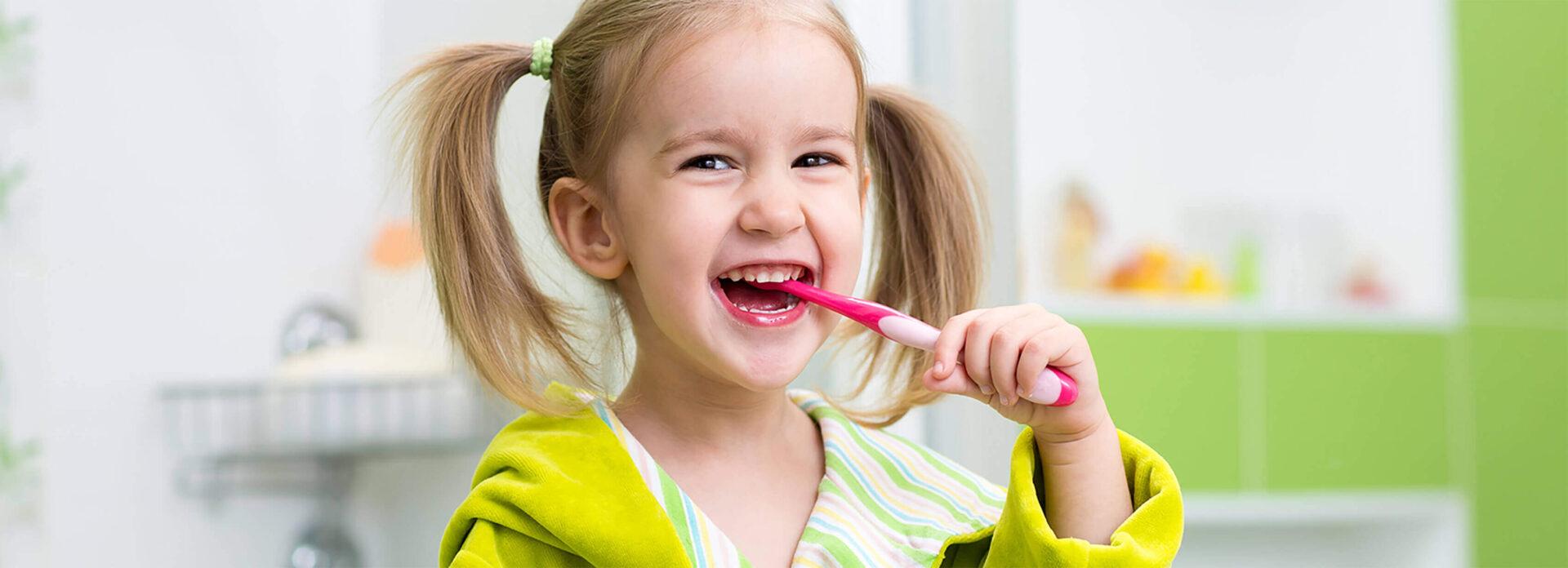 Children's Dentistry hero image